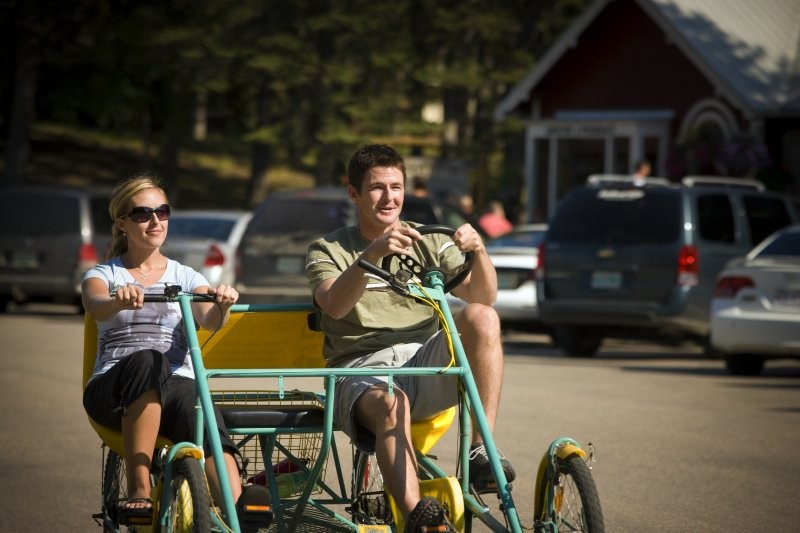 Joy Ride - Waskesiu Lake