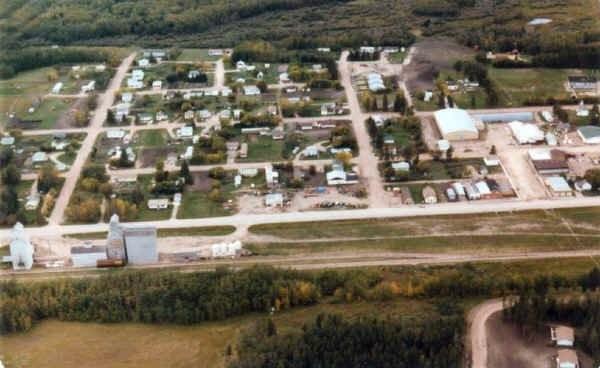 Archerwill, Village of