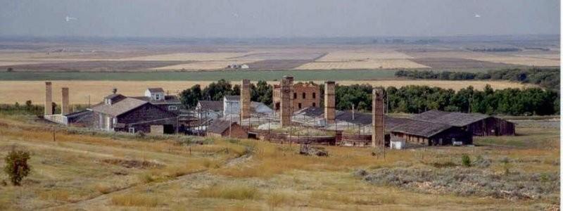 Claybank Brick Plant National Historic Site
