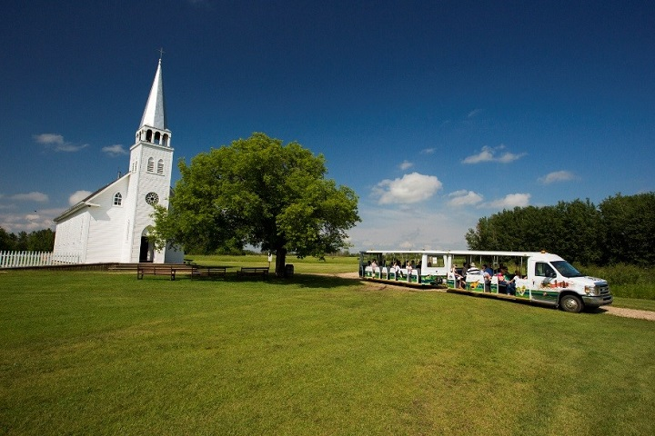 Discover Batoche National Historic Site on the shuttle