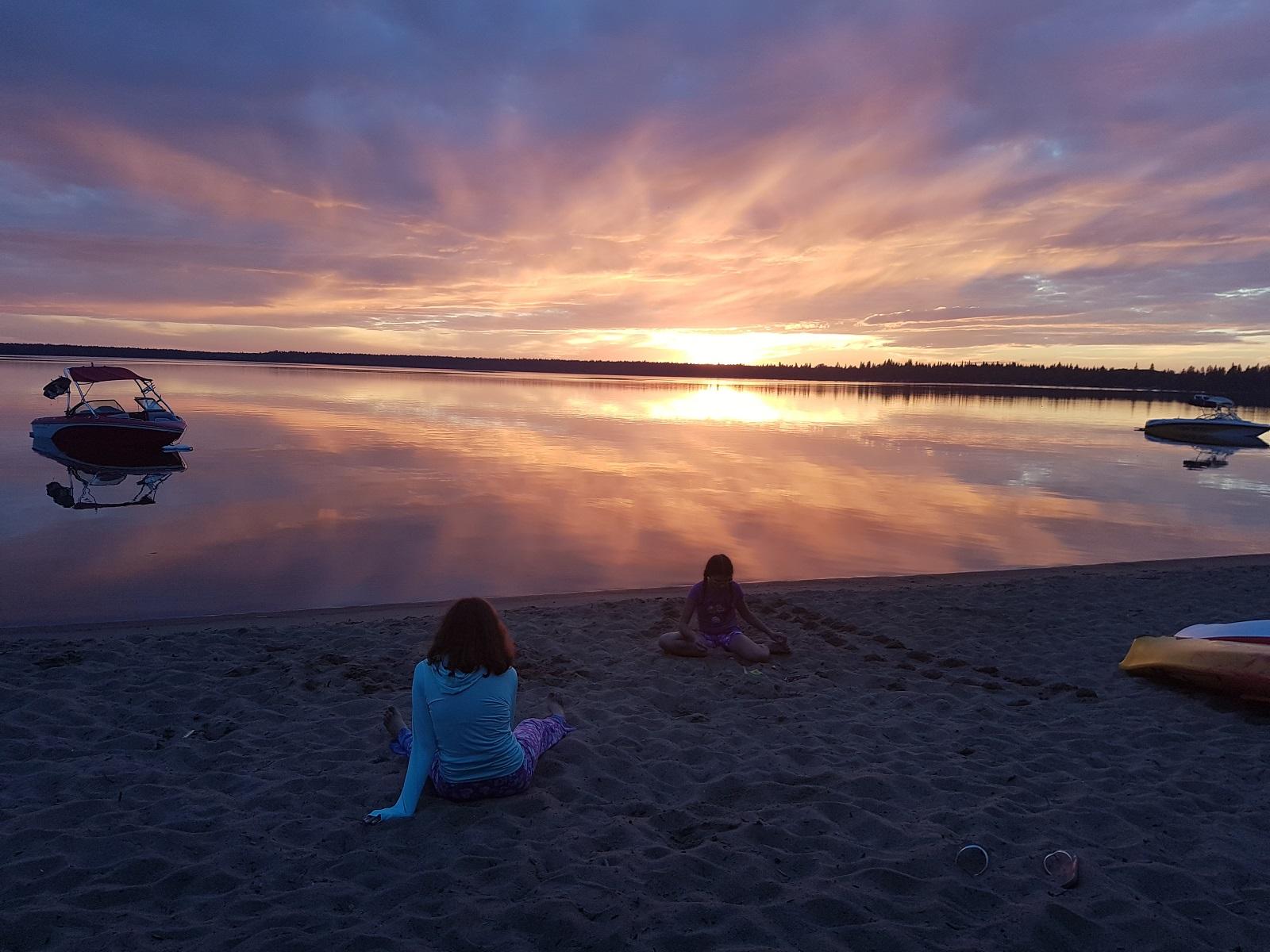Meadow Lake Provincial Park - Kimball Lake