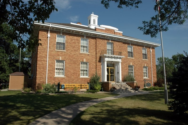 Gravelbourg Court House