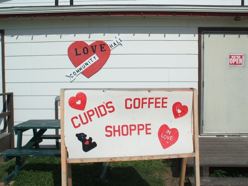 Village of Love - Cupid's Coffee Shop