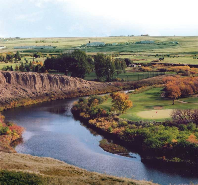 Golfing. Swift Current has 3 major courses, stay and play with partner hotels.