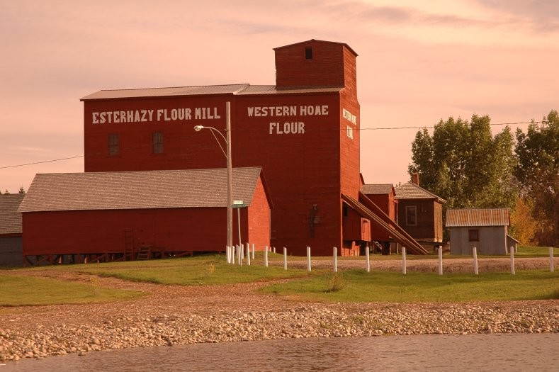 Esterhazy Flour Mill Provincial Heritage Site