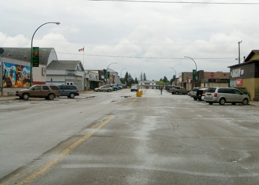 Esterhazy, Town of