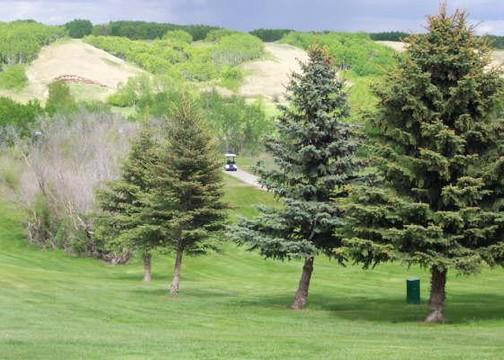 Esterhazy Golf Course