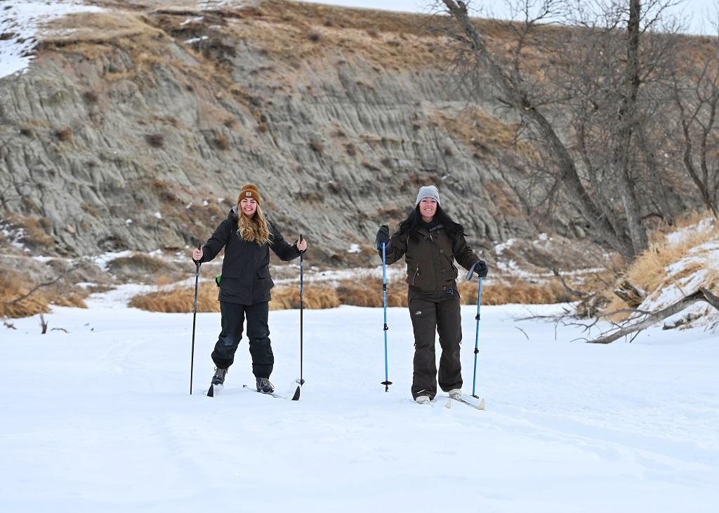 Estevan - Cross-country Skiing