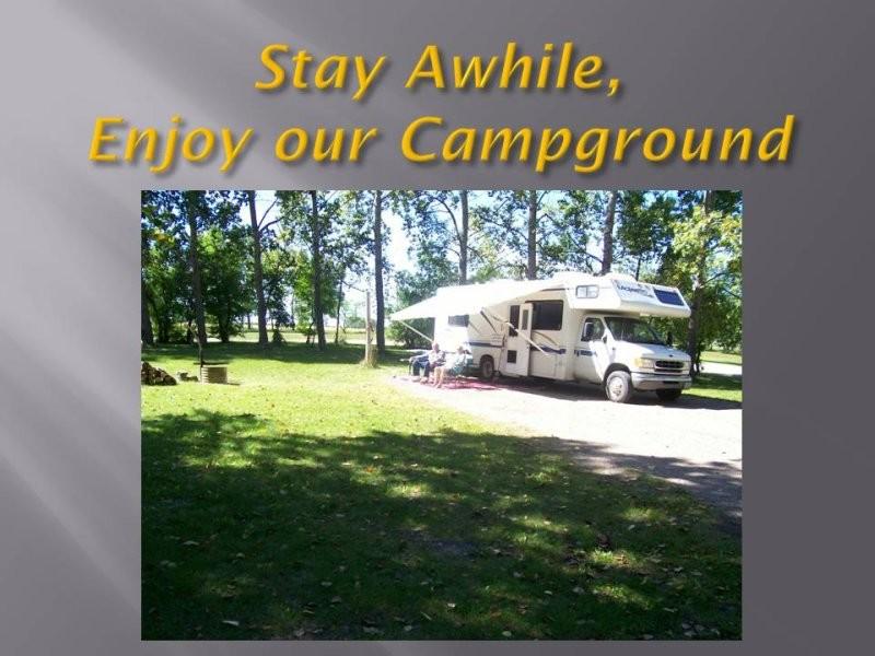 Foam Lake Campground