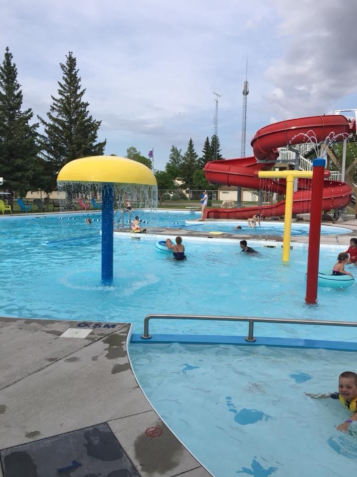 Foam Lake Water Park