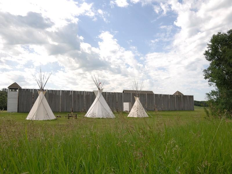 Fort Carlton Provincial Park