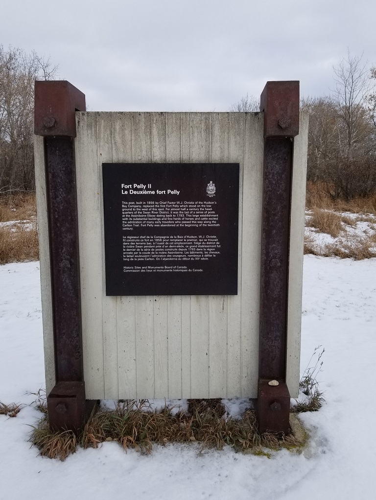 Fort Pelly National Historic Site - Site 2