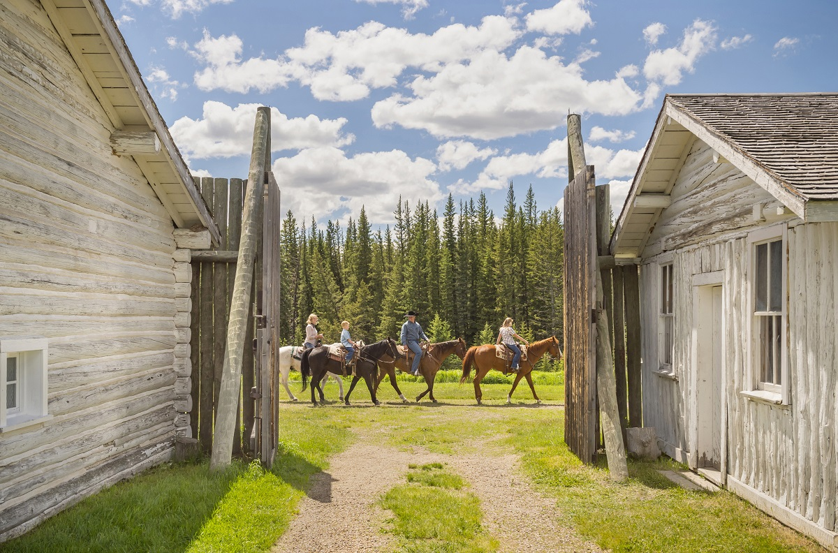 Fort Walsh National Historic Park