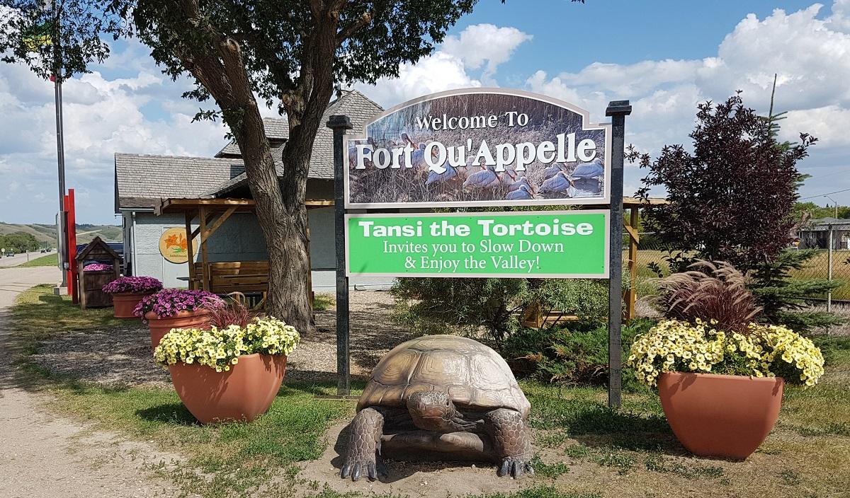 Fort Qu'Appelle Tourist Information Centre