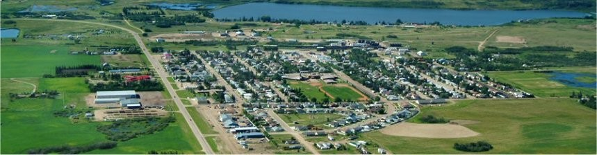 Town of Macklin