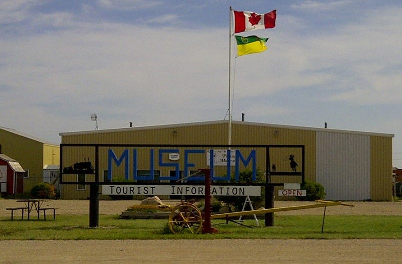 Kindersley & District Plains Museum and Tourist Information Centre