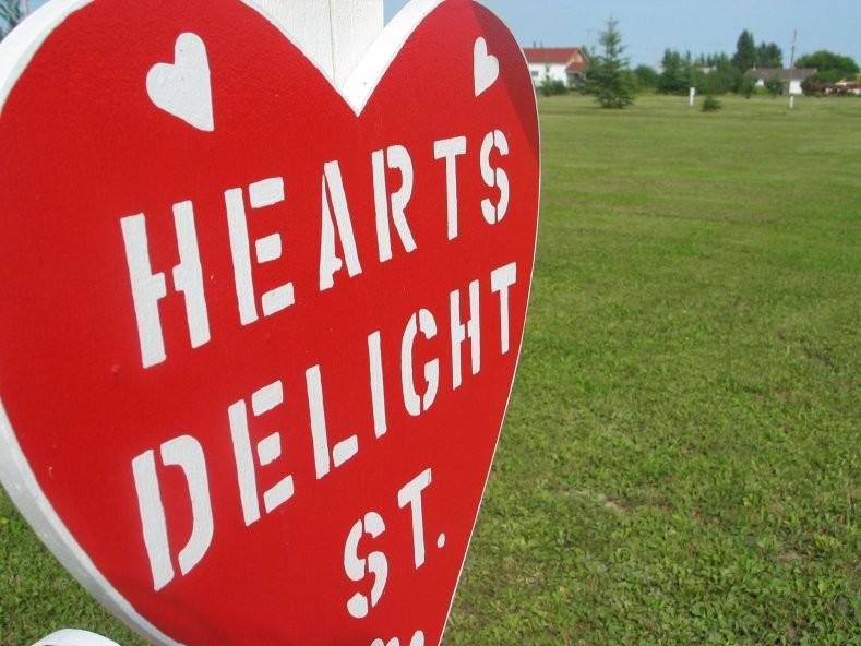 Village of Love - Heart's Delight Street
