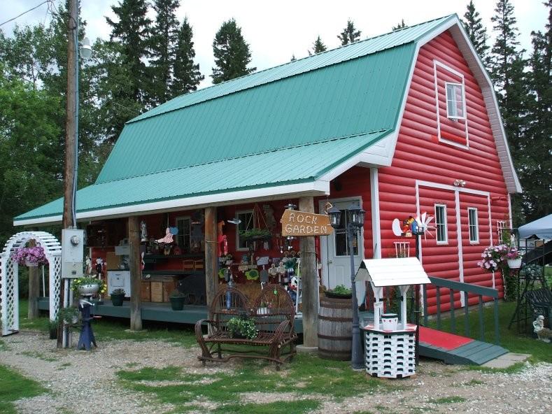 Village of Love - The Love Barn
