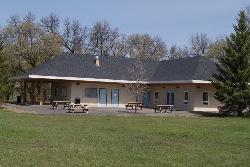 River Park Campground - Lumsden
