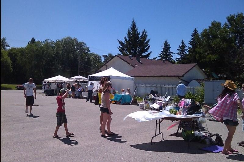 Lumsden Summer Street Fair