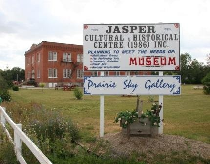 Jasper Cultural and Historical Centre & Prairie Sky Gallery