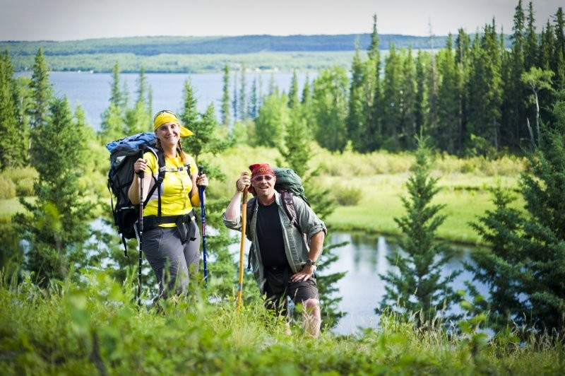Meadow Lake Provincial Park Boreal Trail
