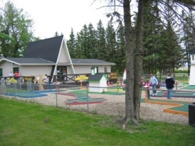 Melfort - Tourist Information Centre