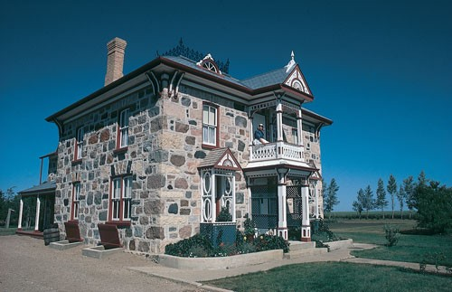 Abernethy is home to Motherwell Homestead which is a National Historic Site.