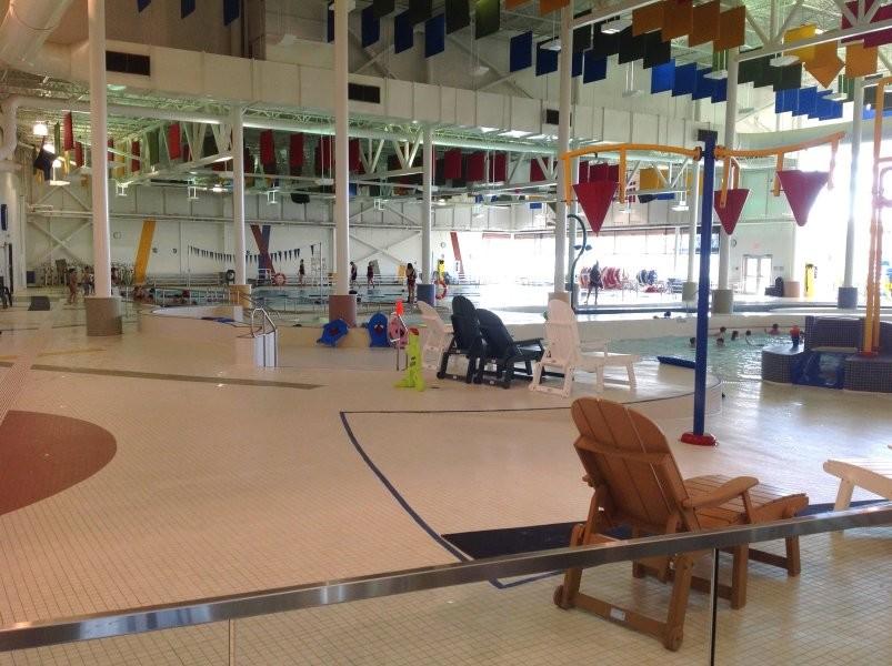 North Battleford - Coop Aquatic Centre