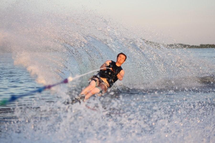 North Battleford - Water Skiing