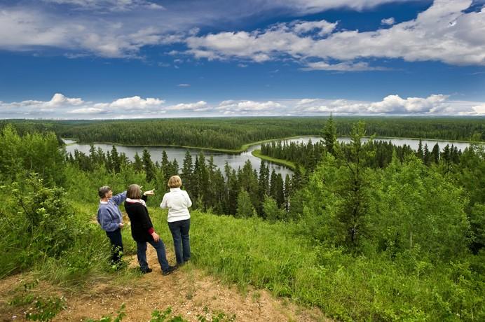 Narrow Hills Provincial Park