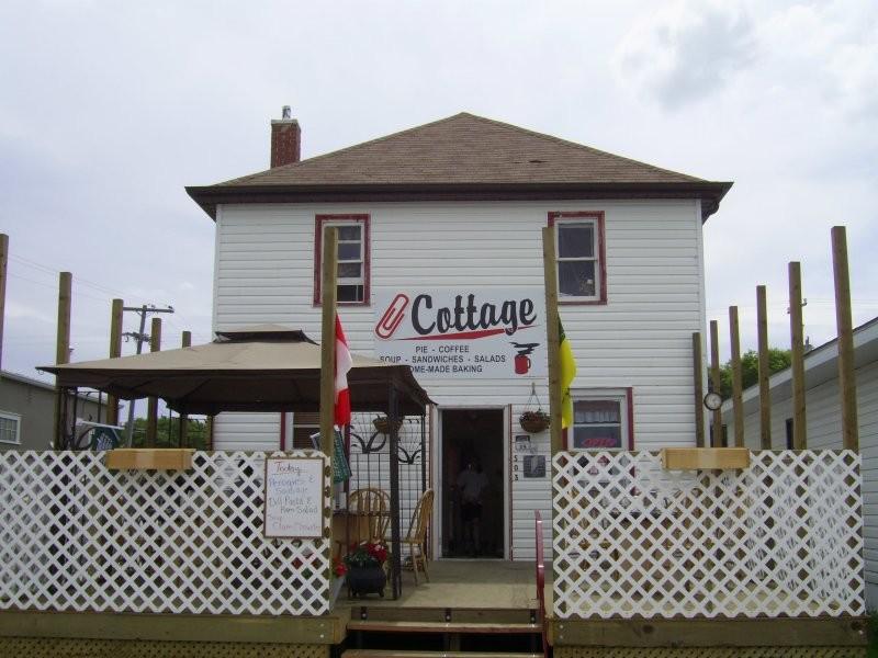 Paper Clip Cottage - now