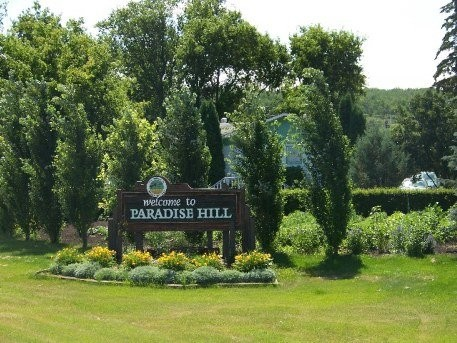 Paradise Hill, Village of