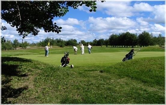 Creighton - Phantom Lake Golf Course