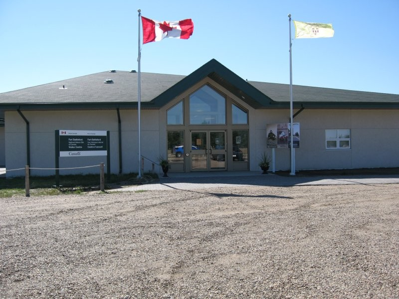Fort Battleford Visitor Centre operates on 'green' technologies.