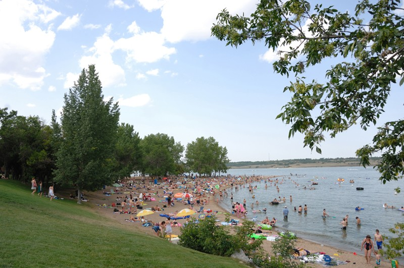 Regina Beach Recreation Site