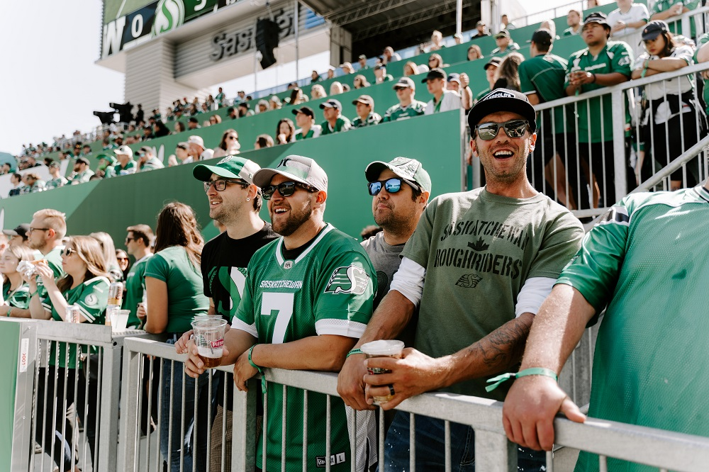 Mosaic Stadium - Home of the Saskatchewan Roughriders