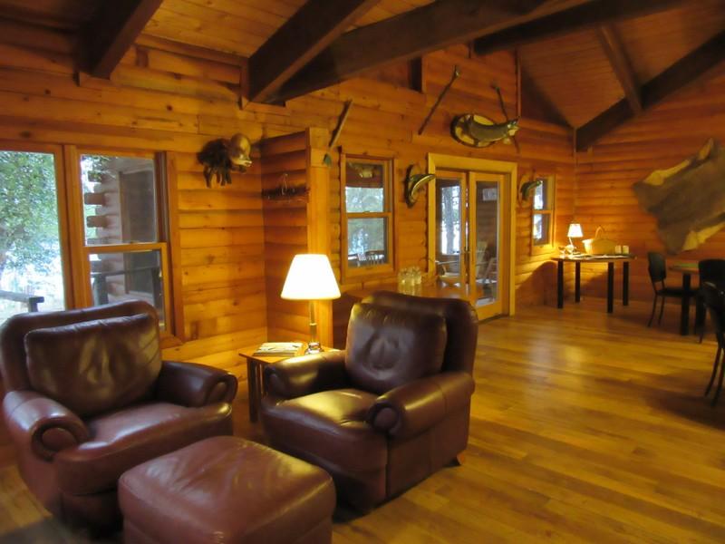 Reindeer Lake Lodge Tourism Saskatchewan
