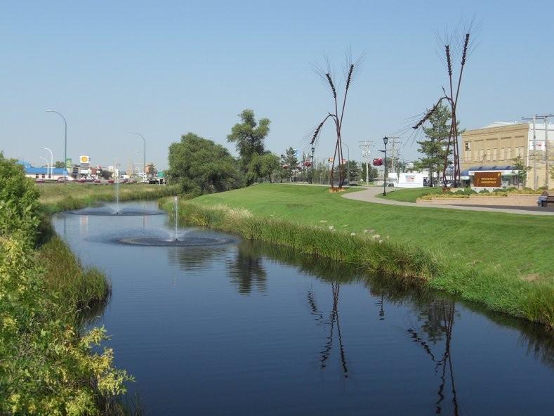 Weyburn - River Front