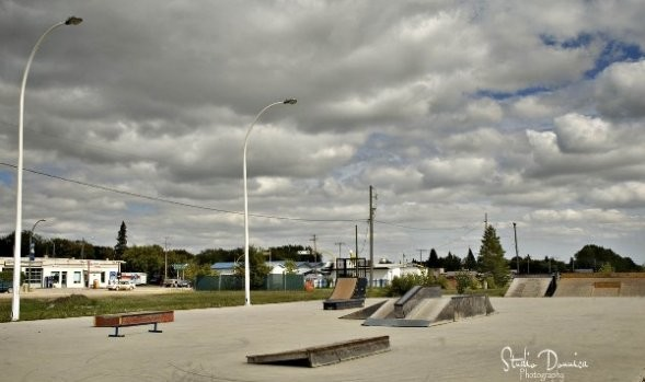 Esterhazy Skate Board Park