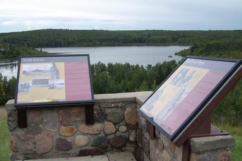 Steele Narrows Provincial Historic Park