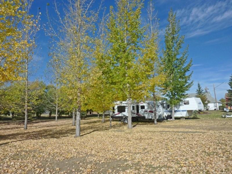Tomahawk Campgrounds
