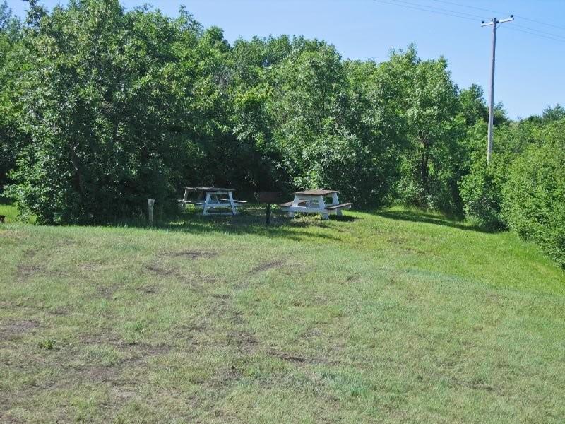 Tufts Bay Campground Tourism Saskatchewan