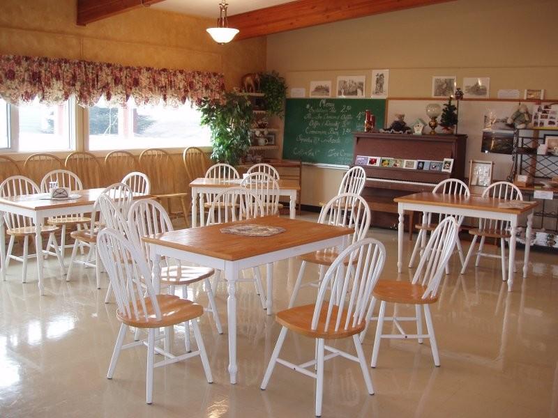 Herschel - Valley View Tea Room