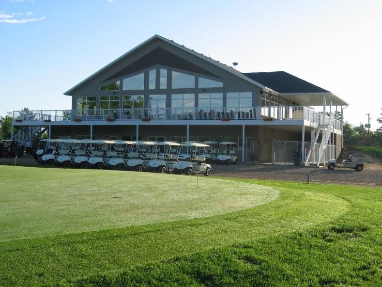 Woodland Golf Club House
