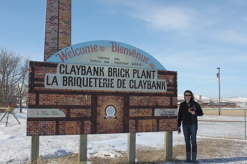 Claybank Brick Plant National Historic Site