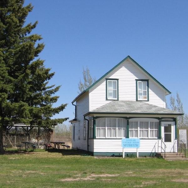 Foam Lake - Douglas House Museum