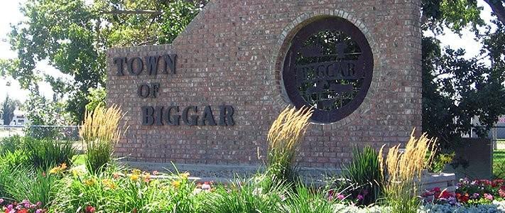 Biggar, Town of
