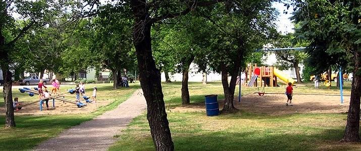 The Buckingham Park