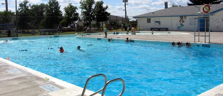 The Biggar Aquatic Center